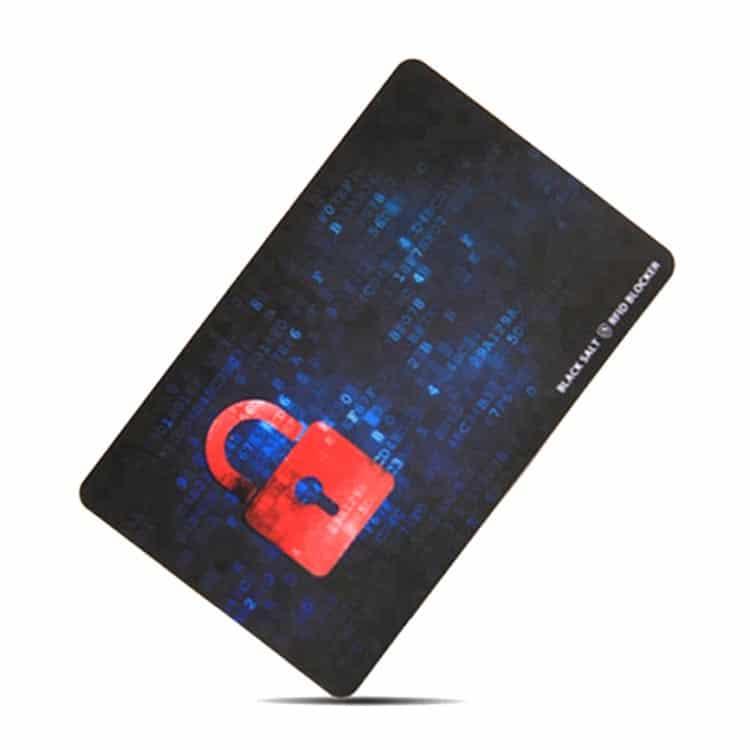 RFID Abschirmungs-Karten mit individuellem Design