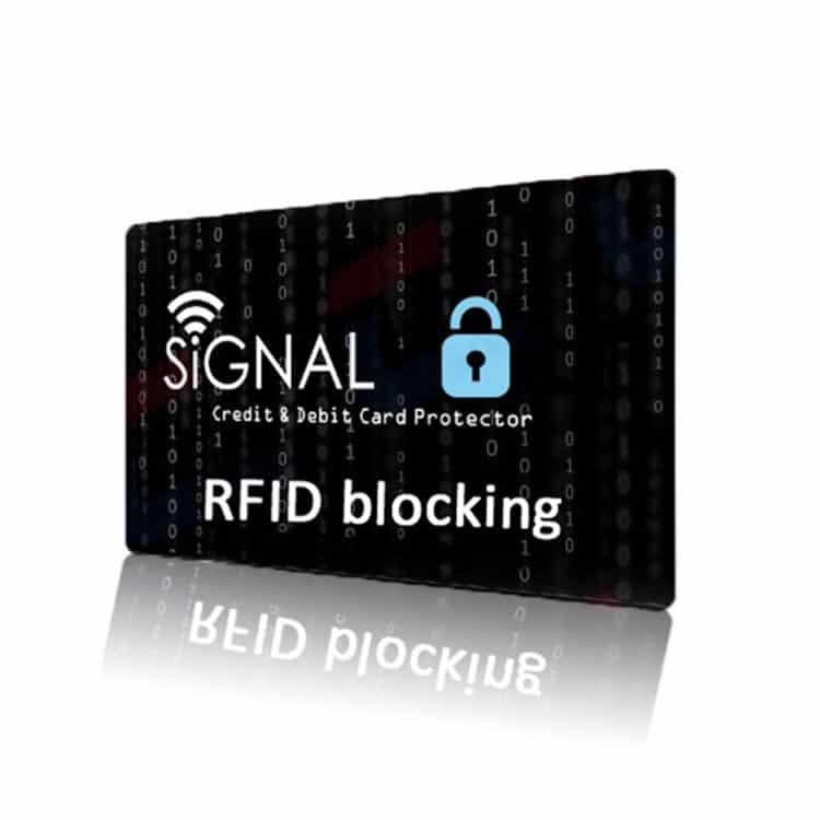 RFID Abschirmungs-Karte mit individuellem Design