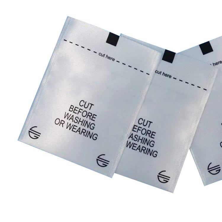 UHF Stoff-Etikette für Kleidung