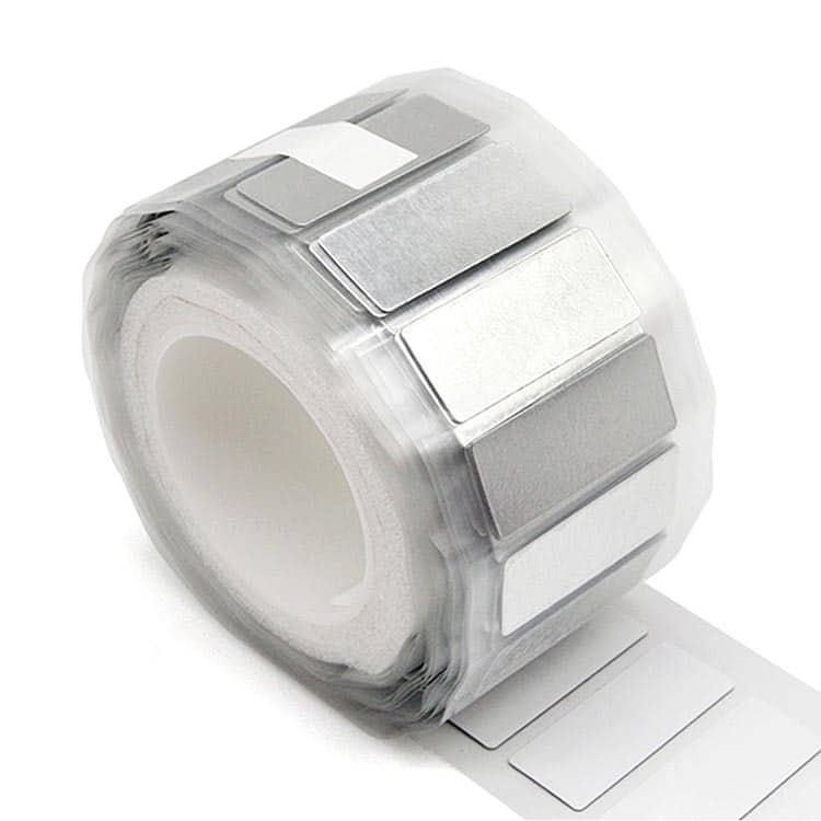 RFID Anti-Metall-Tags Ultra-Hochfrequenz auf Rolle angeordnet