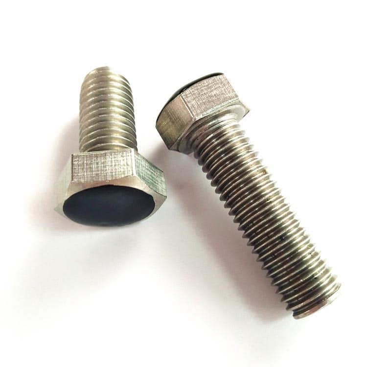 rfid-Metallschraube aus verschiedenen Blickwinkeln