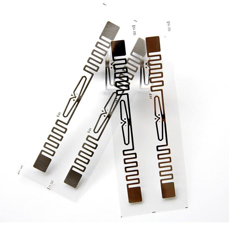 UHF Dry-Inlay RFID-Chips